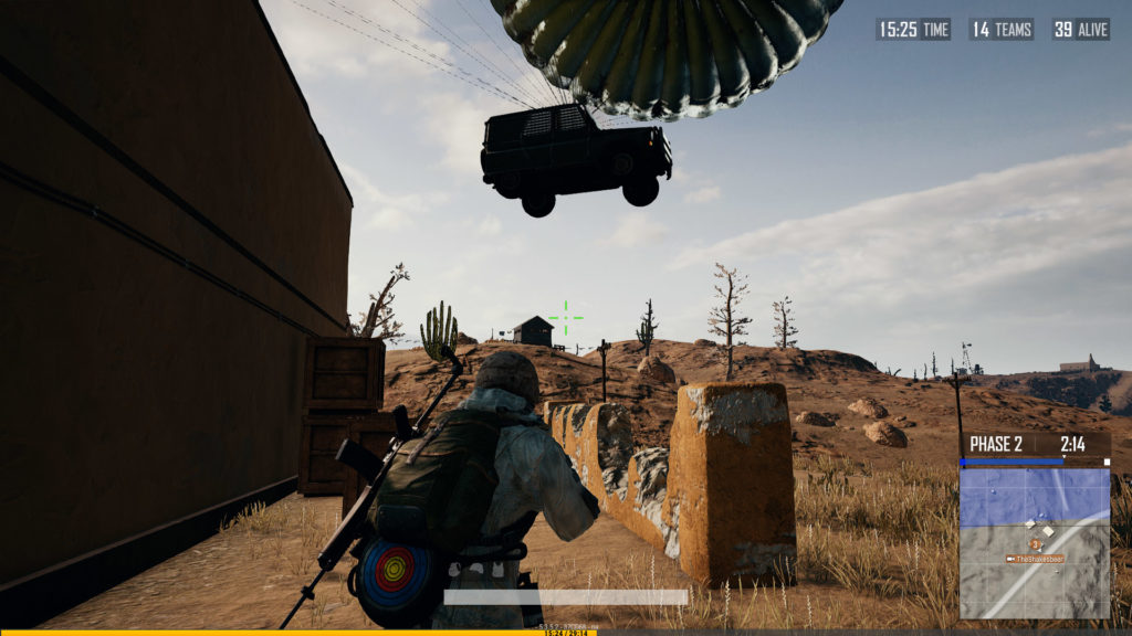 PUBG-armored-car-dropping-with-parachutes-from-sky-02